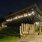 ここが穴場!!奈良の夜デートは東大寺二月堂で決めろ!!