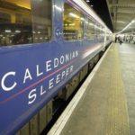 カレドニアンスリーパー万歳!人生初の寝台列車はイギリスでした。