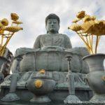 奈良、鎌倉ときたら…次は神戸!平清盛公墓所にある兵庫大佛