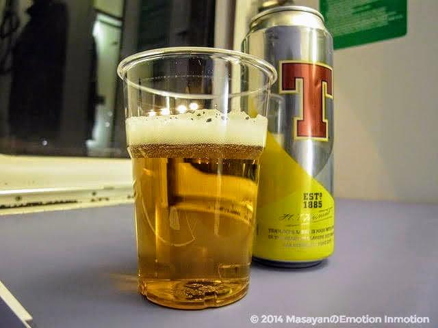 カレドニアン・スリーパー/ビール