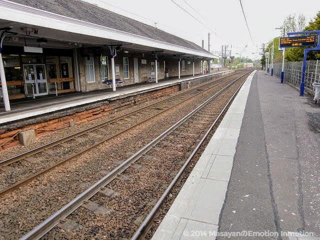 グラスゴーセントラル駅
