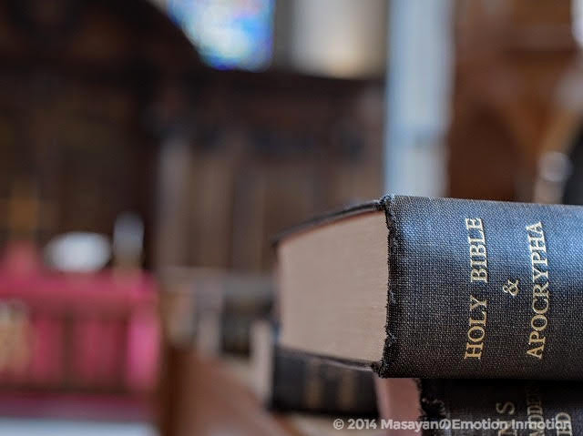 テンプル協会/聖書