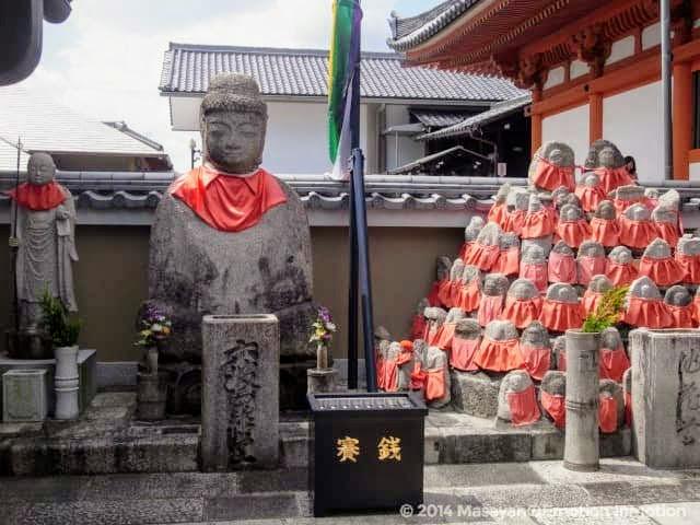 六波羅蜜寺のお地蔵様
