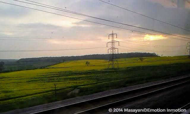 イギリス列車