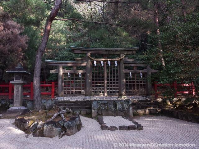 檜原神社三ツ鳥居