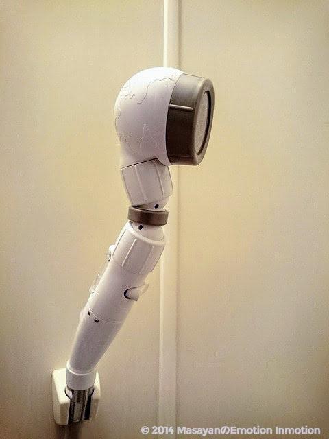 3Dアースシャワー