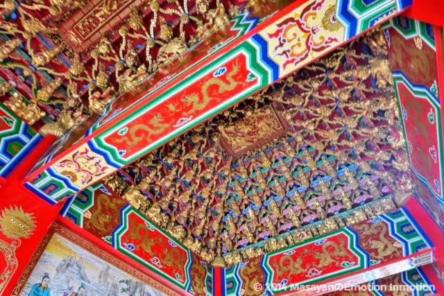 聖天宮天井