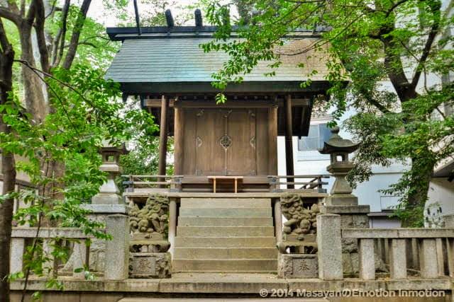 川越氷川神社/護国神社