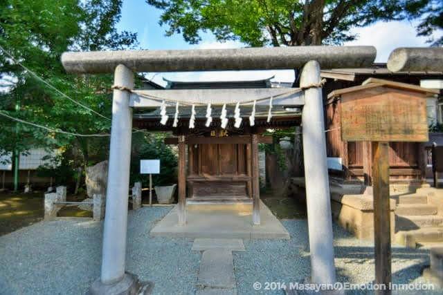 川越熊野神社/大鷲神社