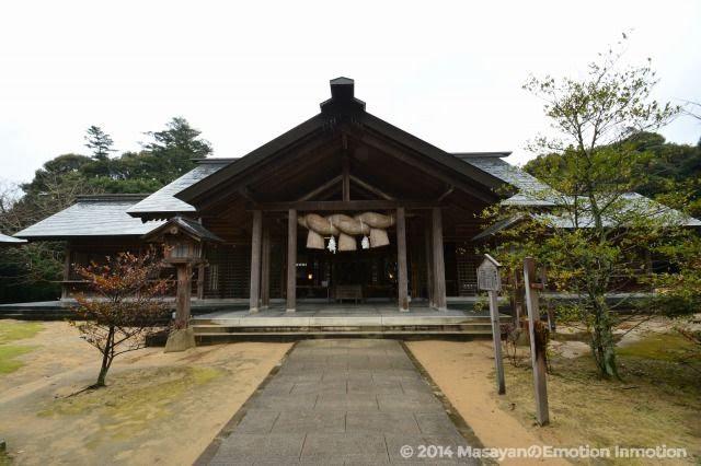 長浜神社拝殿