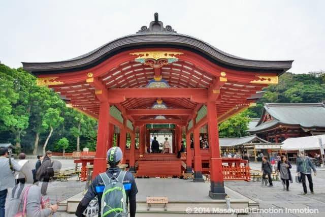 鶴岡八幡宮の舞殿/下拝殿