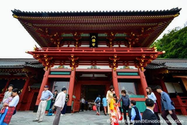 鶴岡八幡宮/本殿