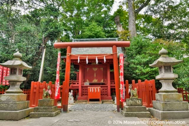 鶴岡八幡宮/丸山稲荷神社