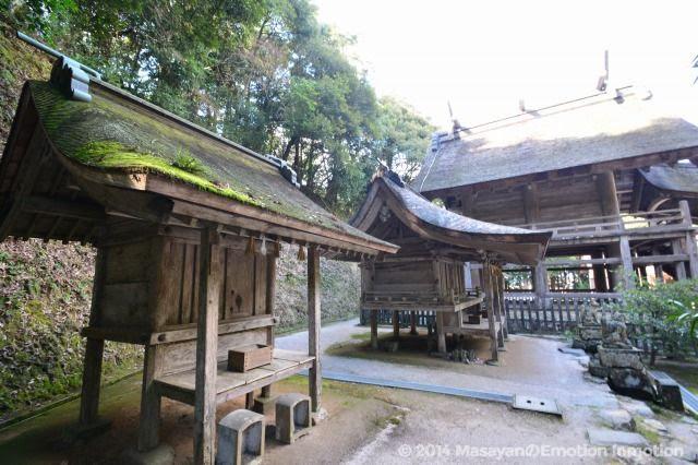 神魂神社/貴布禰稲荷両神社