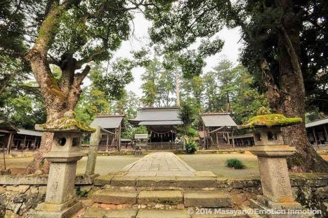 元伊勢外宮・豊受大神社の拝殿