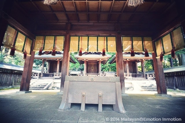 吉野神宮三社