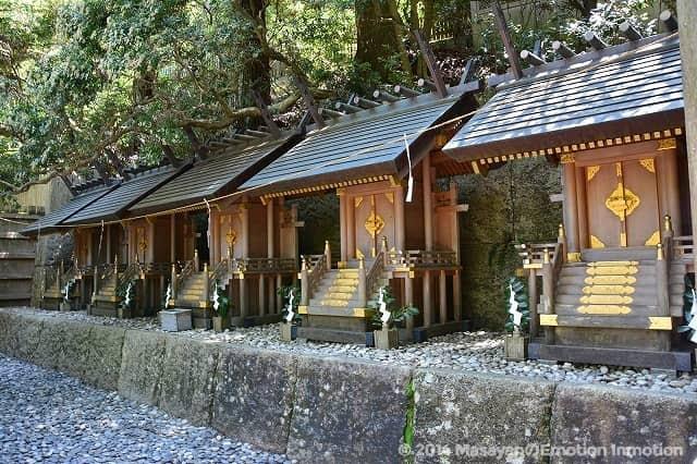 天河神社/五社殿