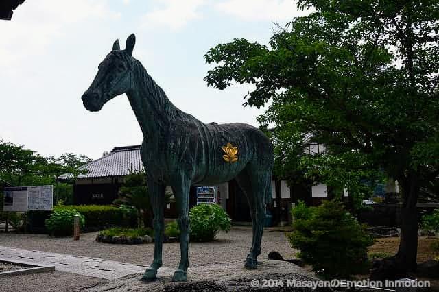 聖徳太子の愛馬