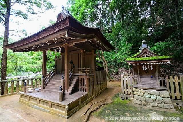 石上神宮/猿田彦神社