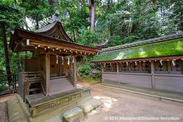 石上神宮/天神社と七座社