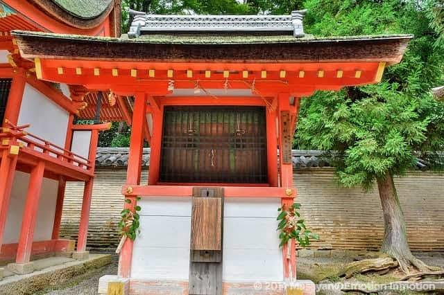 石清水八幡宮/一童社