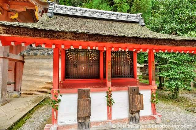 石清水八幡宮/龍田社、木船社