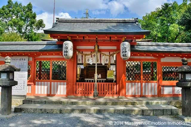 宇治神社拝殿