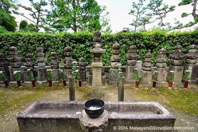 南宗寺/千利休の墓