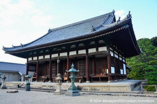 叡福寺金堂