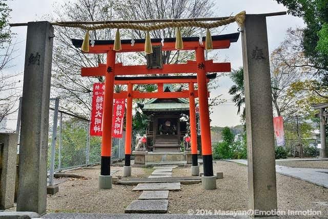 安居神社/稲荷神社