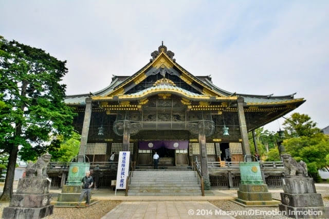 成田山新勝寺の釈迦堂