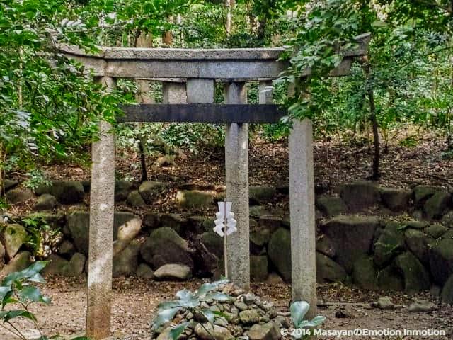 木嶋神社/三柱鳥居