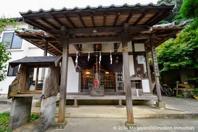 佐助稲荷神社・下社