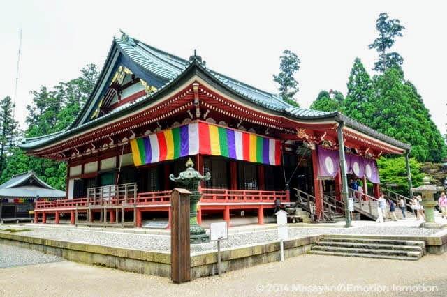 比叡山延暦寺・大講堂