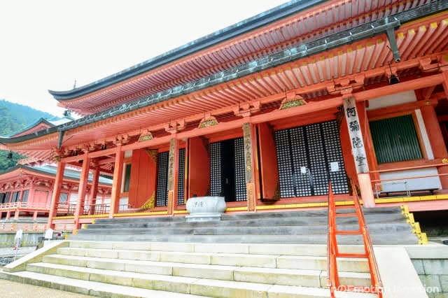 比叡山延暦寺東塔・阿弥陀堂