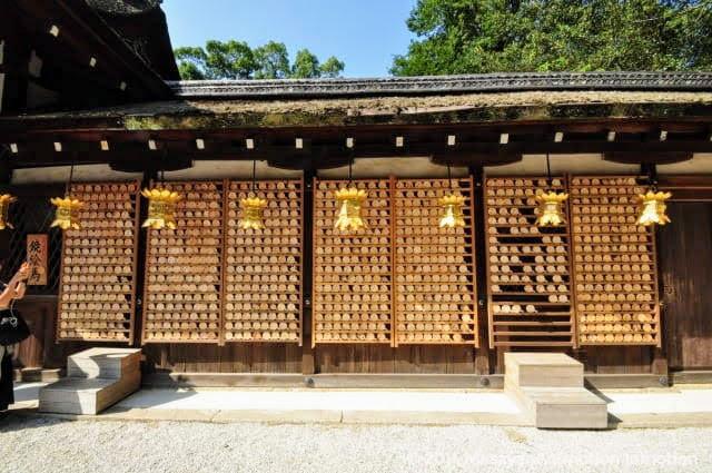 河合神社の絵馬