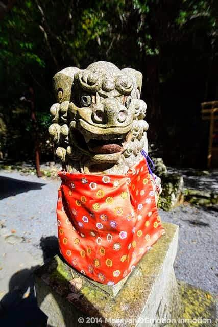 貴船神社・奥宮