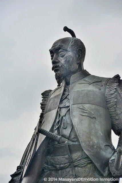 豊国神社/秀吉像