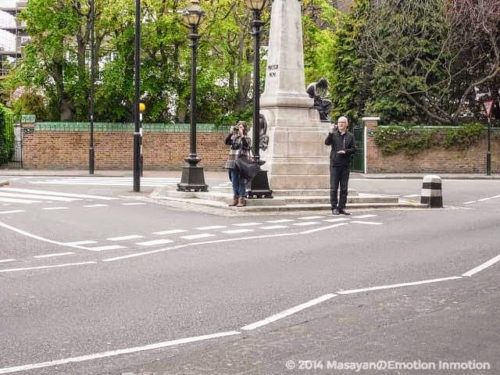Abbey Road/横断歩道