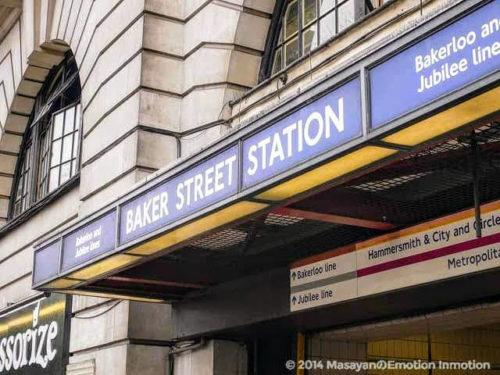 ベイカーストリート駅