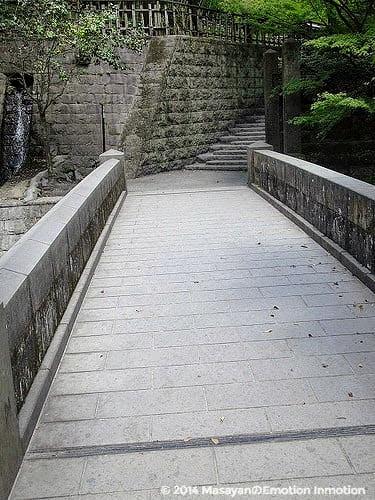 仙巌園水道橋/篤姫ロケ地