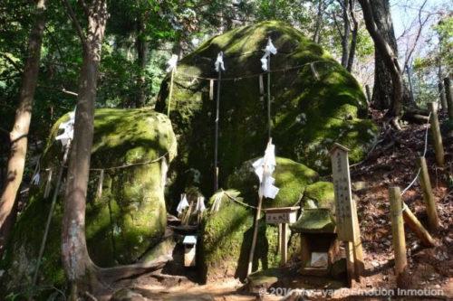 八雲山・夫婦岩