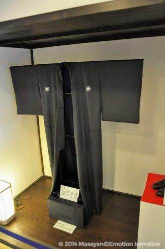 亀山社中の展示物