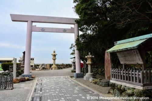 二見興玉神社の鳥居