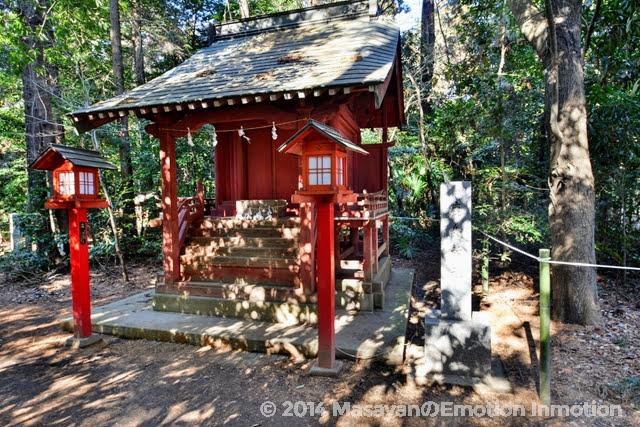 鷲宮神社/鹿島神社