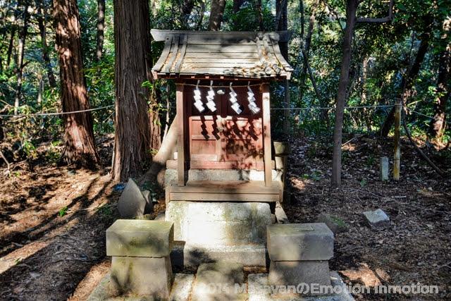 鷲宮神社/神明神社