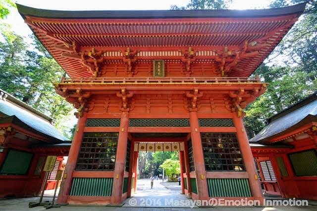 鹿島神宮/楼門