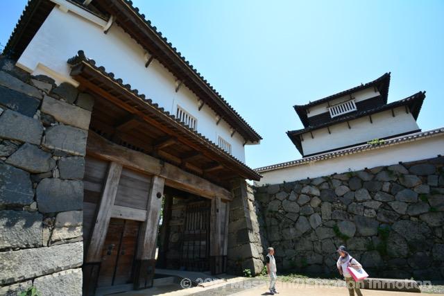 福岡城・大手門